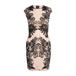 MCQ BY ALEXANDER MCQUEEN Lace Bodycon Dress